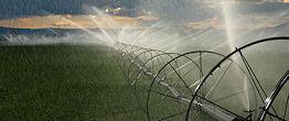 Large Scale irrigation design